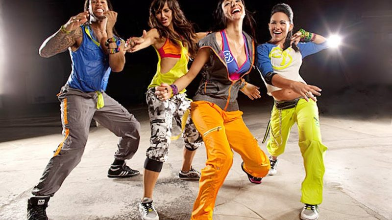 Уроки фитнес танцев зумбы в домашних условиях