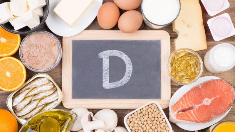 В каких продуктах питания содержится витамин D